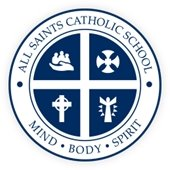 All Saints Catholic School Logo