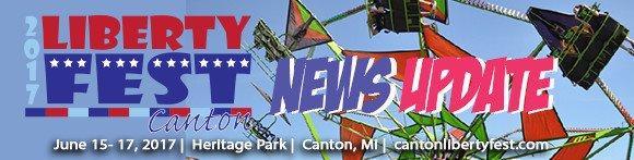 Canton Liberty Fest  | June 15-17, 2017 | Heritage Park