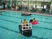 Annual Cardboard Boat Race