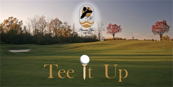 Tee It Up with Pheasant Run