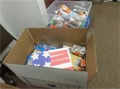 Operation Care Package donation items