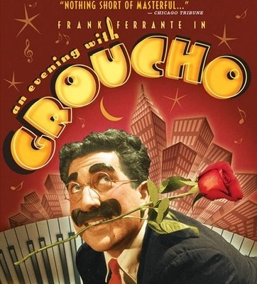 Frank Ferrante in An Afternoon with Groucho Marx