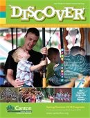 Canton Leisure Services Spring and Summer 2018 Discover Guide