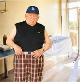 Legendary Actor Ed Asner's Photo